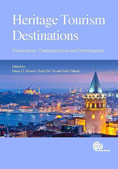 Cover book Heritage Tourism Destinations