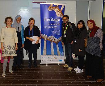 Linde egberts, Karin Elgin-Nijhuis and HTHIC2015 participants